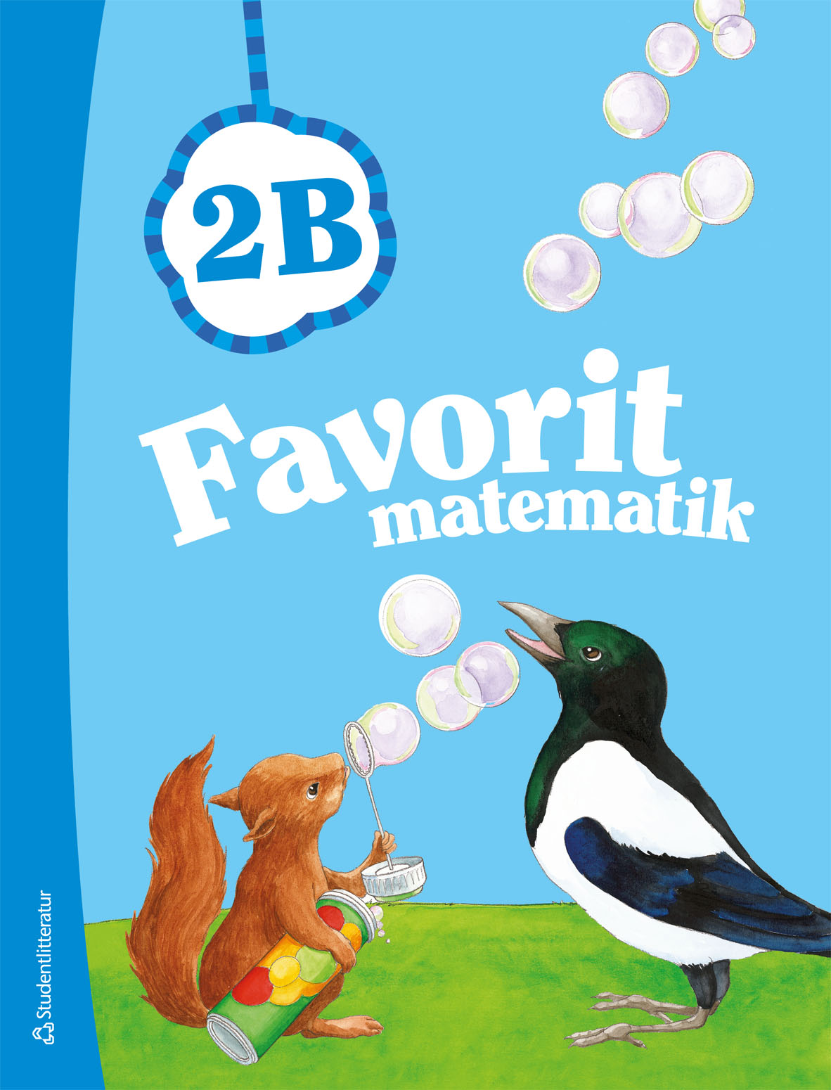 Favorit matematik 2B Elevpaket (Bok + digital produkt
