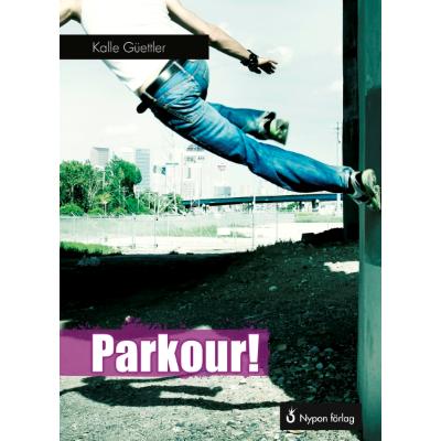 Omslagsbild Parkour!