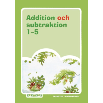 Addition och subtraktion 1-5.