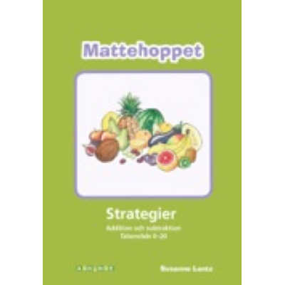 Mattehoppet elevbok Strategier.