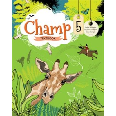 Omslagsbild Champ 5 Textbook Onlinebok