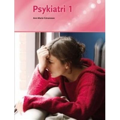 Omslagsbild Psykiatri 1