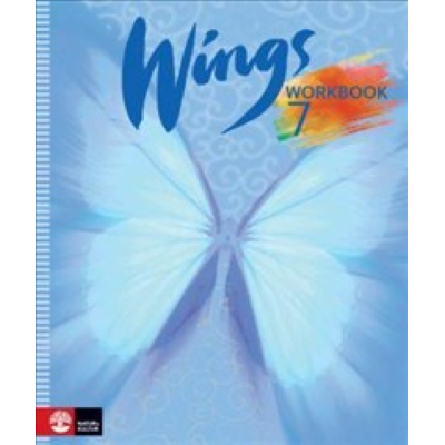 Omslagsbild Wings 2015 åk 7 Workbook