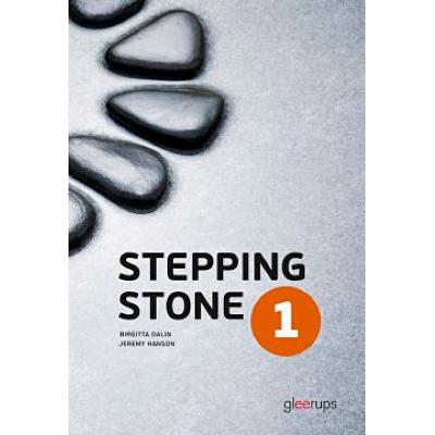 Omslagsbild Stepping Stone 1 Elevbok