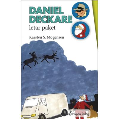 Omslagsbild Daniel Deckare letar paket