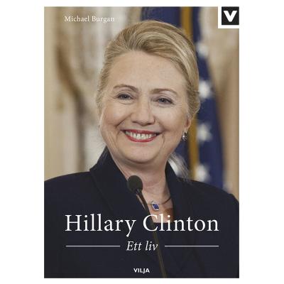 Omslagsbild Hillary Clinton - ett liv