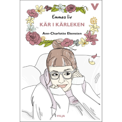 Omslagsbild Kär i kärleken + Ljudbok/CD