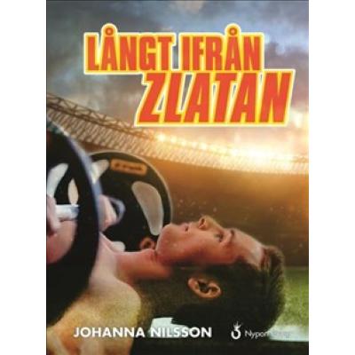 Omslagsbild Långt ifrån Zlatan