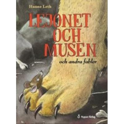 Omslagsbild Lejonet och musen och andra fabler