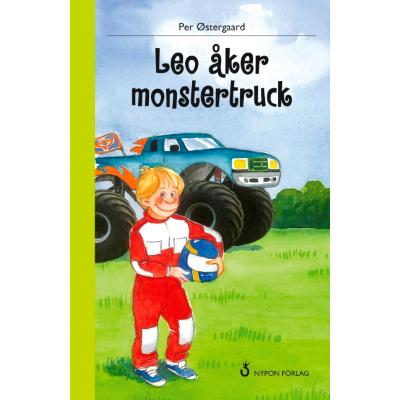 Omslagsbild Leo åker monstertruck