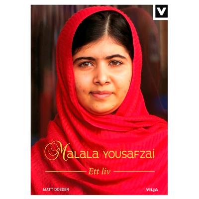 Omslagsbild Malala Yousafzai – Ett liv