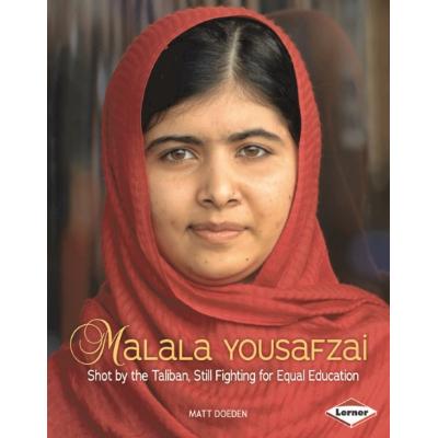 Omslagsbild Malala Yousafzai