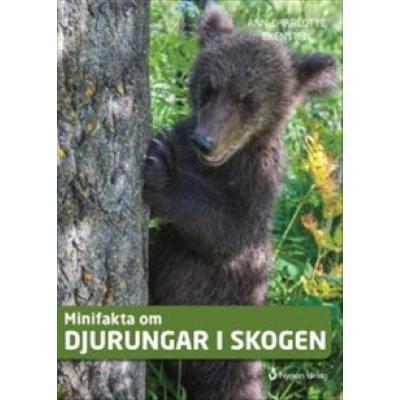 Omslagsbild Minifakta om djurungar i skogen