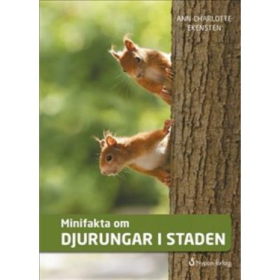 Omslagsbild Minifakta om djurungar i staden