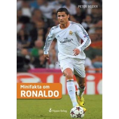 Omslagsbild Minifakta om Ronaldo