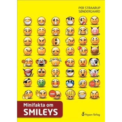 Omslagsbild Minifakta om smileys