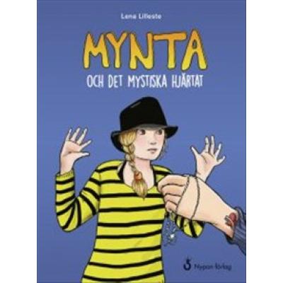 Omslagsbild Mynta och det mystiska hjärtat