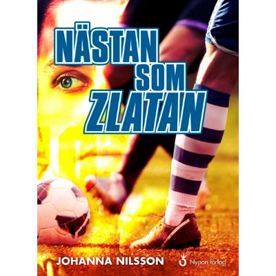 Omslagsbild Nästan som Zlatan