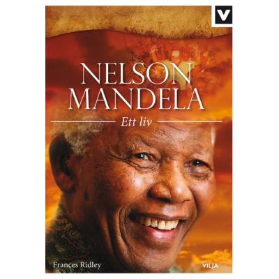 Omslagsbild Nelson Mandela – Ett liv
