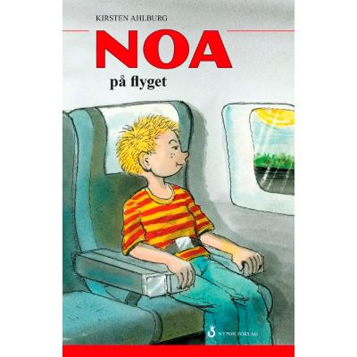 Omslagsbild Noa på flyget