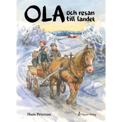Omslagsbild Ola och resan till landet