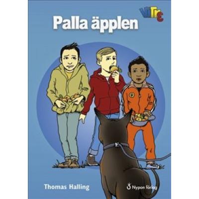 Omslagsbild Palla äpplen