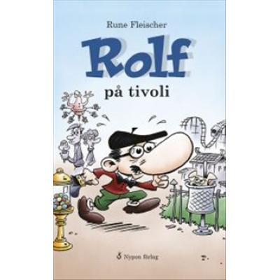Omslagsbild Rolf på tivoli