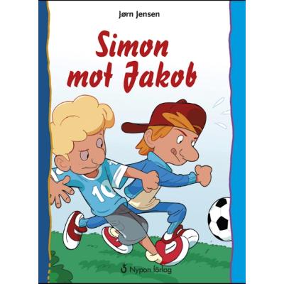 Omslagsbild Simon mot Jakob