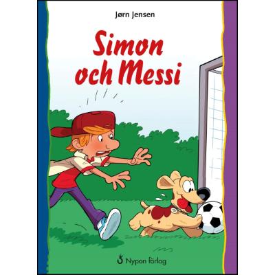 Omslagsbild Simon och Messi