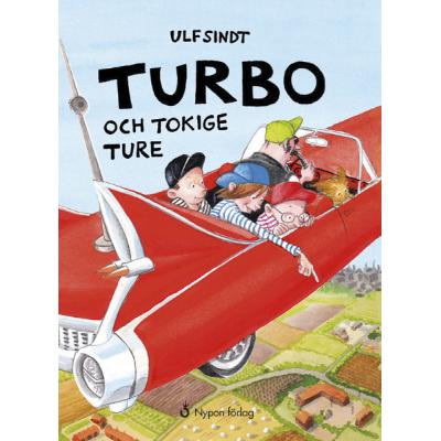 Omslagsbild Turbo och tokige Ture