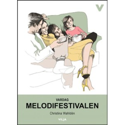 Omslagsbild Vardag - Melodifestivalen