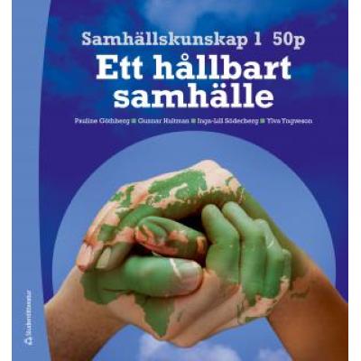 Omslagsbild Samhällskunskap 1 50p Ett hållbart samhälle
