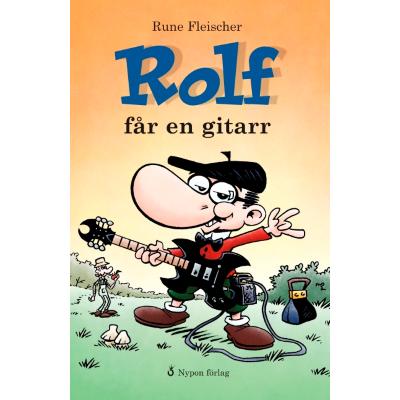 Omslagsbild Rolf får en gitarr